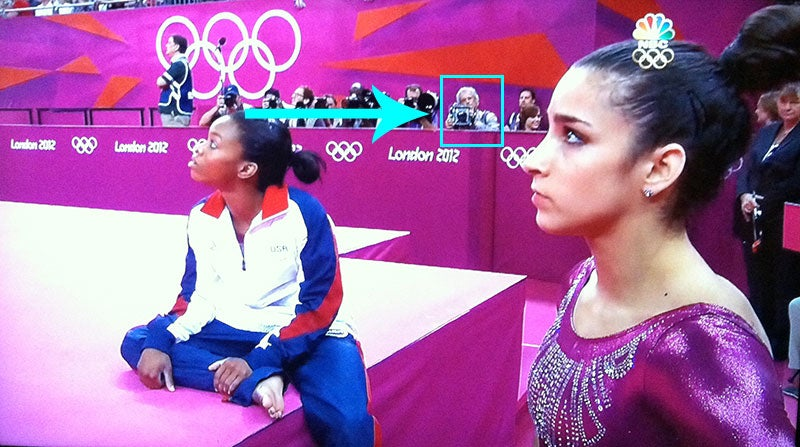 View Camera Olympics Main