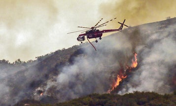 People Are Flying Camera Drones Near Wildfires and It's Really Messing With Firefighters