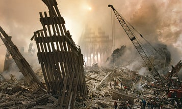 """9/11: The Photographers' Stories, Part 4—""""Whatever It Takes"""""""