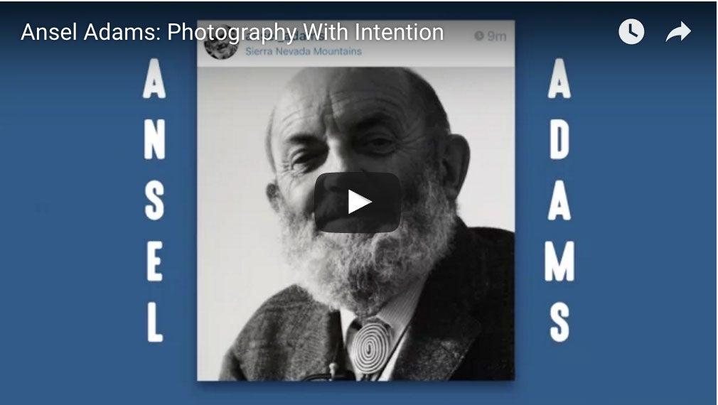 Ansel Adams Photography Legend