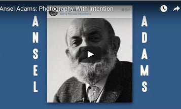Here's a Nice Video Reminder Of Just How Awesome Ansel Adams Truly Was