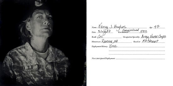 """""""Collodion-Soldiers-COL-Nancy-Hughes"""""""