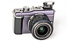 Hands On: Olympus PEN E-PL1