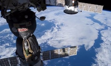 This ISS Timelapse WIll Make You Want To Go To Space