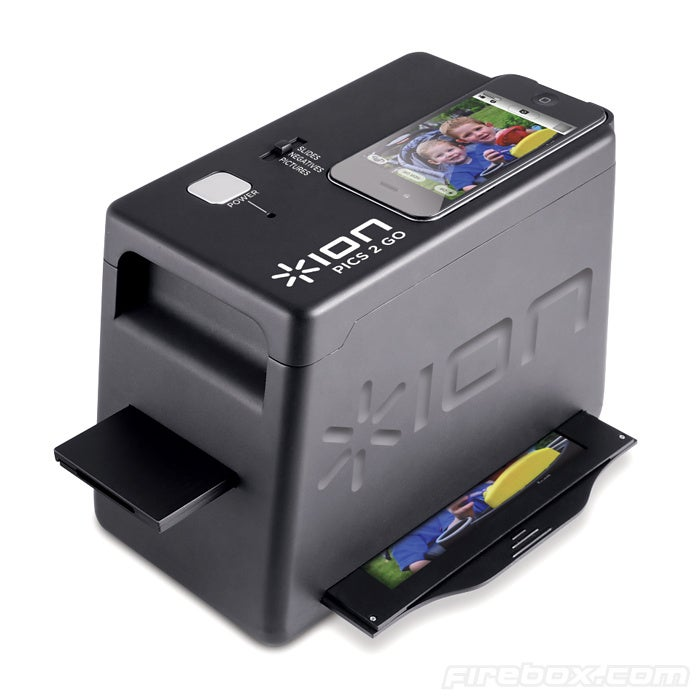 Ion iPhone Scanner
