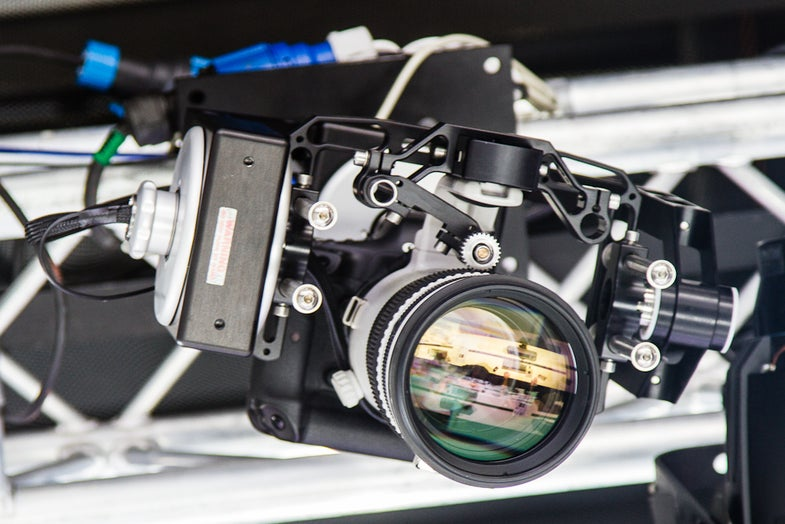 Canon Robot Camera