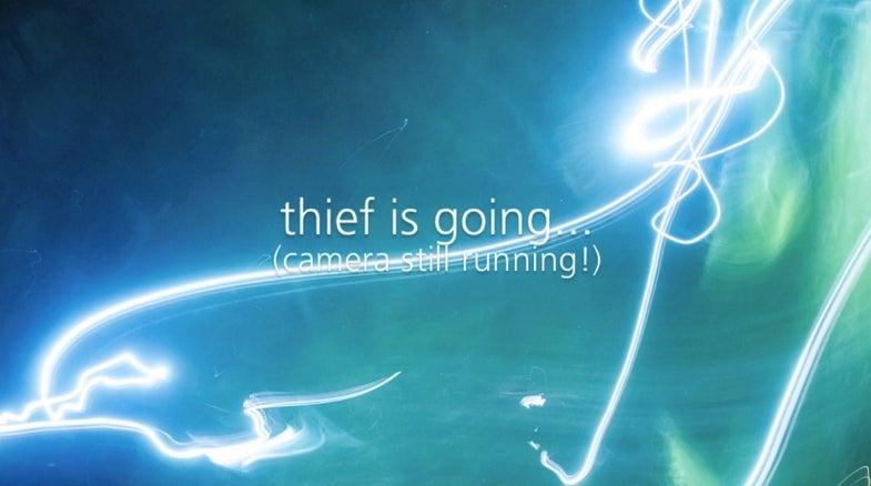 camera thief