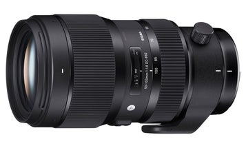 New Gear: Sigma 50–100mm f/1.8 DC HSM Art Zoom Lens For APS-C Cameras