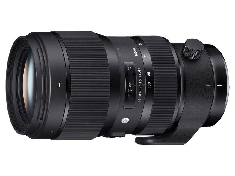 Sigma 50-100mm F/1.8 Zoom Lens