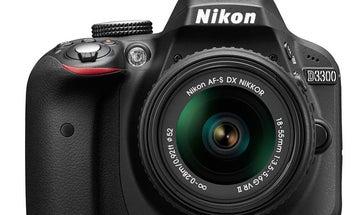 CES 2014: Nikon D3300 DSLR and Nikkor 35mm f/1.8G Lens