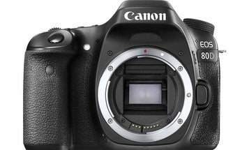 Canon EOS 80D camera review