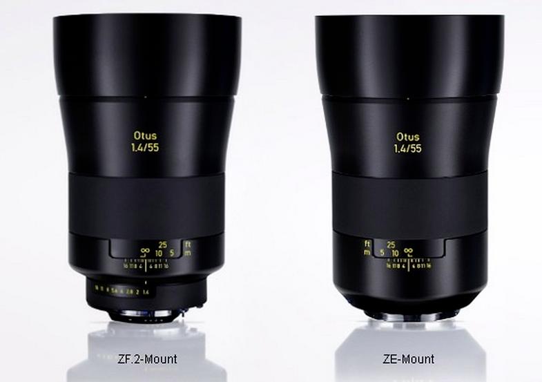 Zeiss Otus 28mm F/1.4 Prime Lens