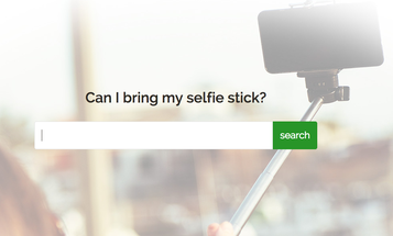 This Site Lets You Know If Landmarks And Attractions Allow Your Selfie Stick
