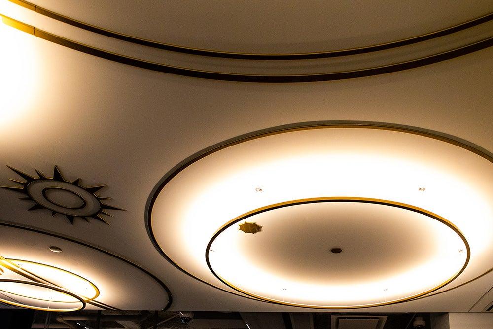 empire state building lobby light