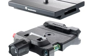 New Gear: Manfrotto Top Lock Quick Release