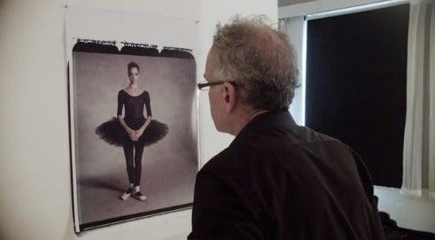polaroid ballerina