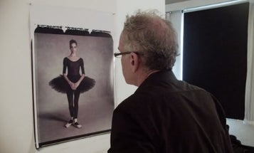 Behind The Scenes Shooting a Ballerina with 20×24 Polaroid Film
