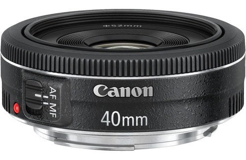 Canon 40mm F/2.8 Pancake Lens