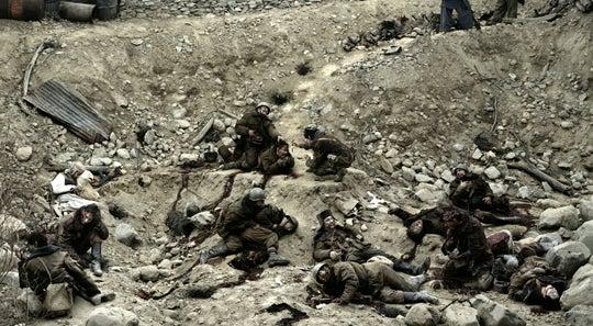 Dead Troops Talk