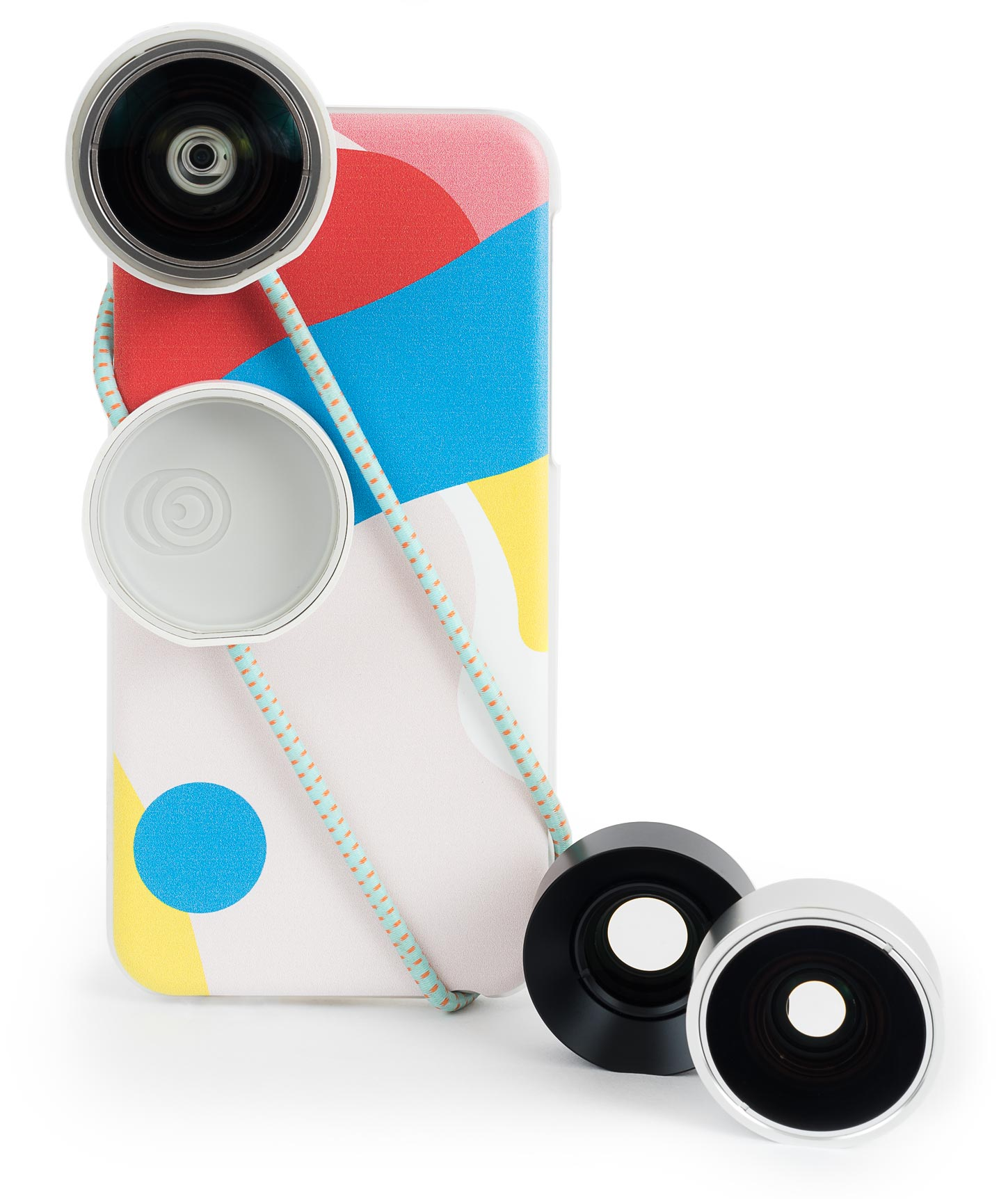 Photojojo Iris Smartphone Lenses