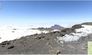 Google Street View Takes You To the World's Mightiest Peaks
