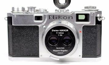 eBay Watch: Nikon S2 Rangefinder Camera With Nikkor Stereo 3D Lens