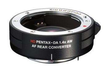 New Gear: Pentax 1.4x Rear Converter Tele-Extender