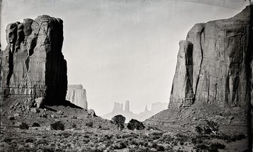 The rebirth of tintype: an old photographic medium is revitalized