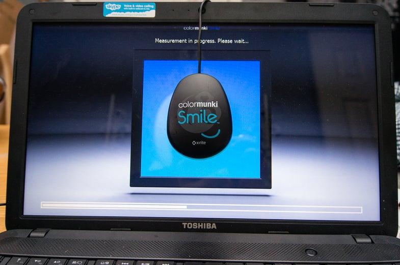 Monitor Calibration System $90