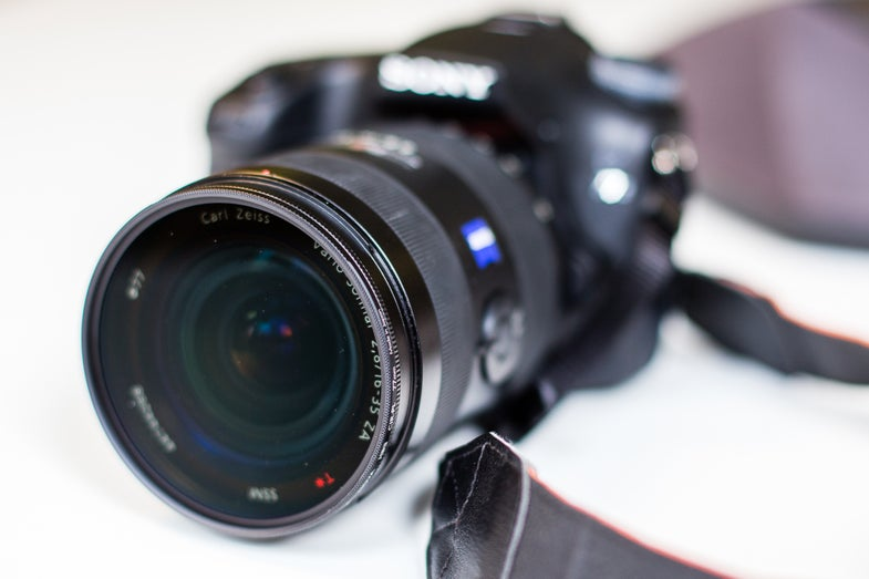 Don't Use a Polarizing Filter to Protect Your Camera Lens