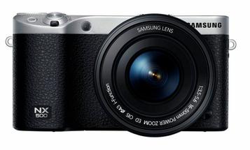 New Gear: Samsung NX500 Camera