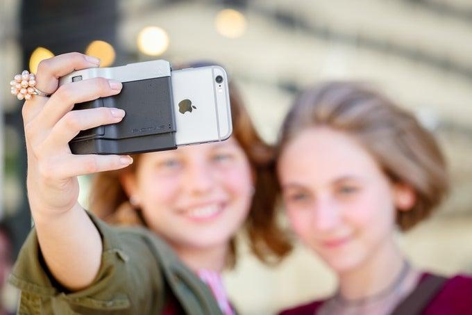 Miggo Pictar iPhone Camera Grip