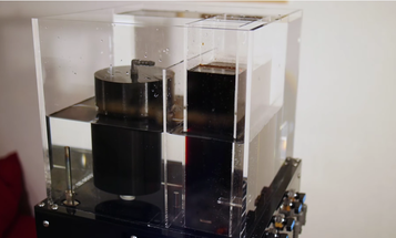 The Filmomat Automatic Film Developing Machine The Size of a Microwave
