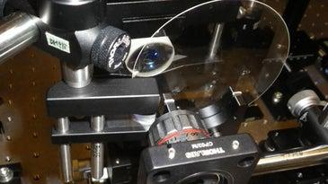 Trillion Frames Per Second Camera