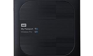 Western Digital My Passport Wireless Pro Enables Transfer and Editing Of Photos And Videos On Mobile Devices