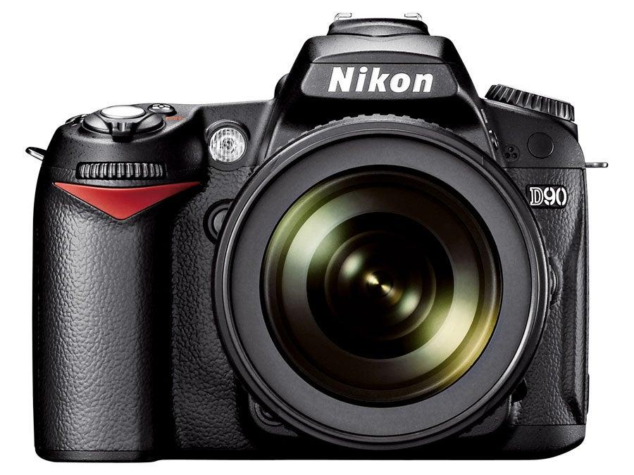 """""""Nikon-D90-001"""""""