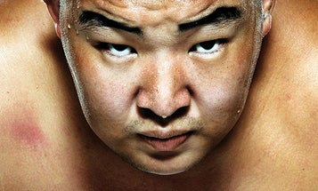 Behind the Photo: Dustin Snipes's Portrait of a Sumo Champion