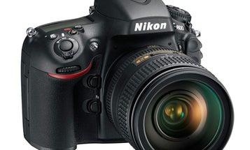 New Gear: Nikon D800 36.3-Megapixel Full-Frame DSLR