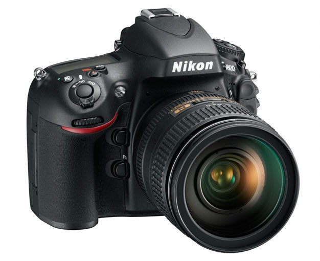Nikon D800 Main