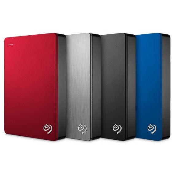 Seagate Now Makes a 5 TB Backup Plus Portable Hard Drive