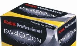 Kodak Officially Discontinues BW400CN Film
