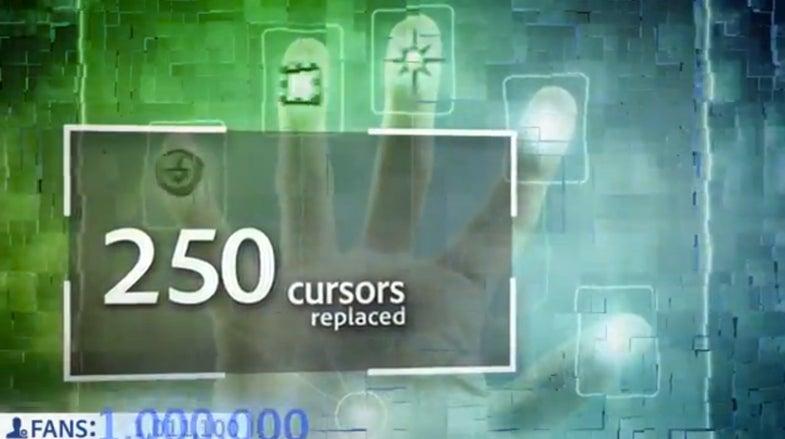 Photoshop CS6 video