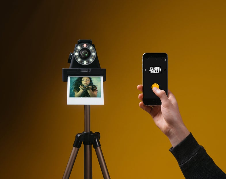 The Impossible Project's I-1 camera