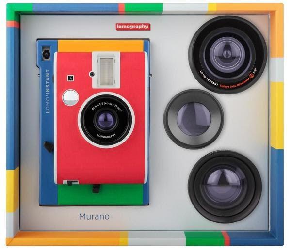 Lomo'Instant Murano Edition Camera