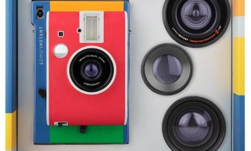 The Lomo'Instant Murano Film Camera Is Very Colorful