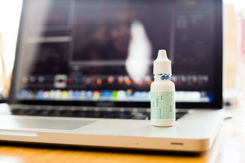 Optimizing Your Eyes For Photography Editing