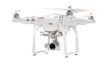 New Gear: DJI Phantom 3 Quadcopter Drone Gets Is Optimized for Photos and Videos
