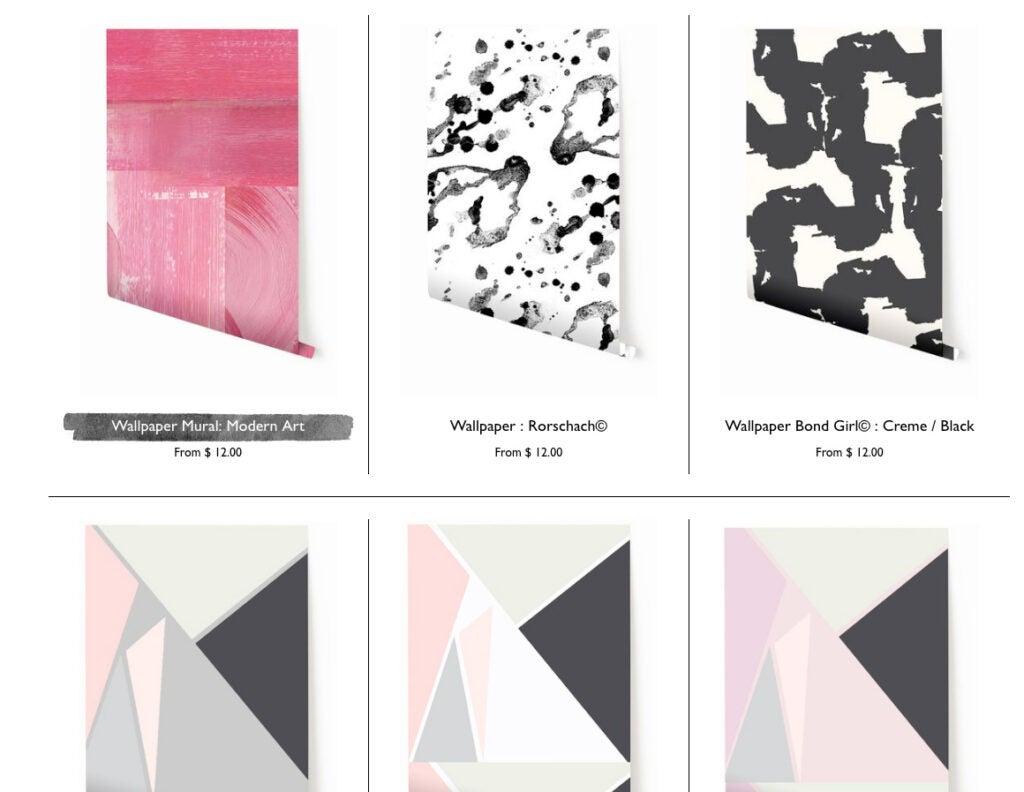 Drop It Modern Wallpapers