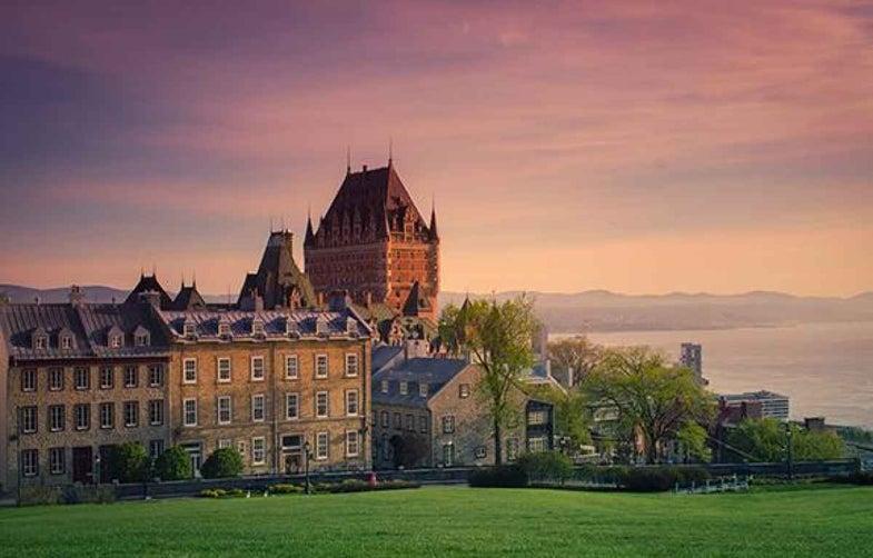 Photo Workshop: Quebec
