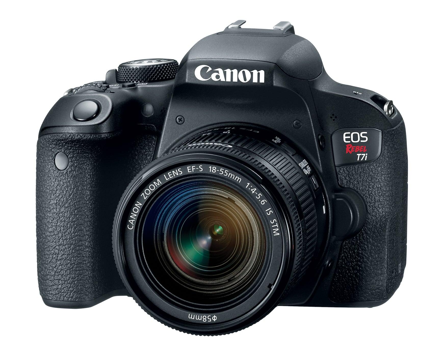 Canon EOS Rebel T7i DSLR